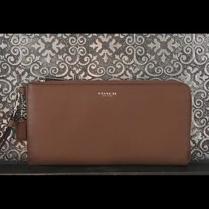 Coach Large Wallet